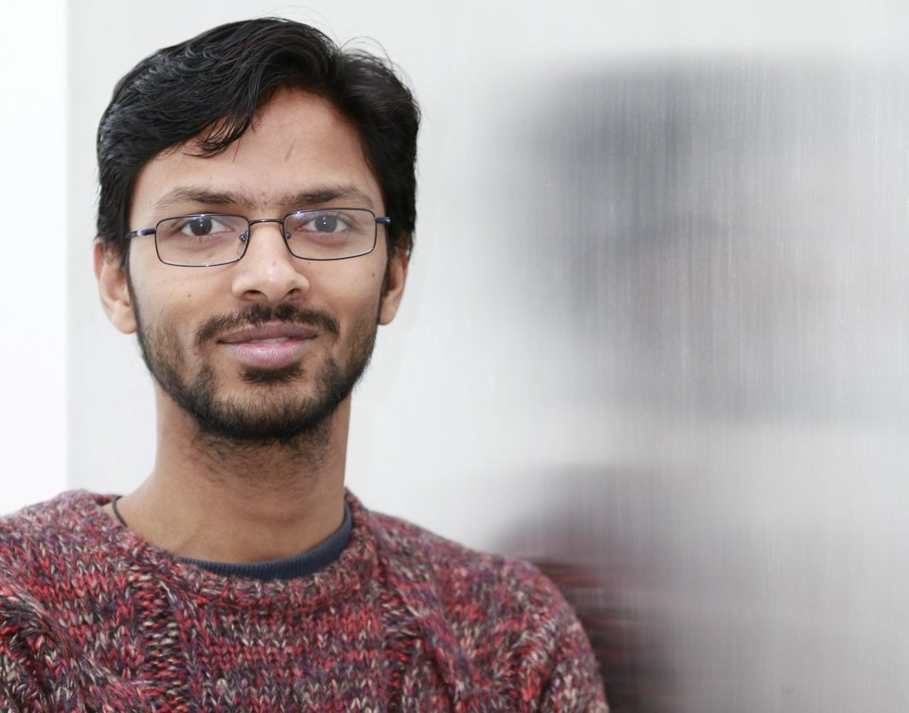 "The journal ""Materials"" awarded Ankit Gupta with the Travel Award 2018."