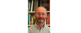 "Professor of Geology Earth, Ocean and Ecological Sciences, University of Liverpool, Liverpool, UK<br /><strong>""Interactions of stress with chemical processes in crystalline materials""</strong><br />September 26<sup>th</sup>, 2019, Colloquium"