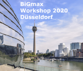 BiGmax Online Workshop 2020 on Big-Data-Driven Materials Science